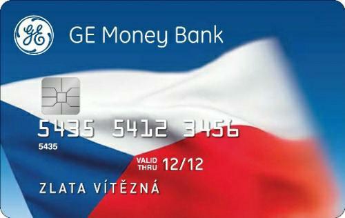 Za placení kartou GE Money Bank (kreditní i debetní) můžete vyhrát zájezd na Olympiádu do Londýna