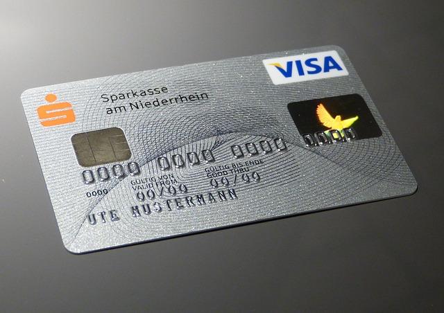 Kreditní karta? K čemu mi bude?